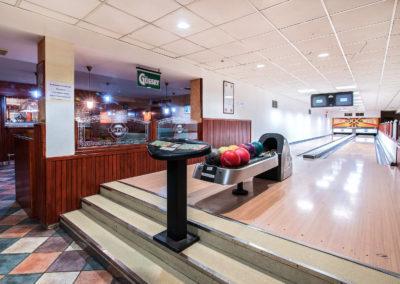 Bowling pályák a U-pubban